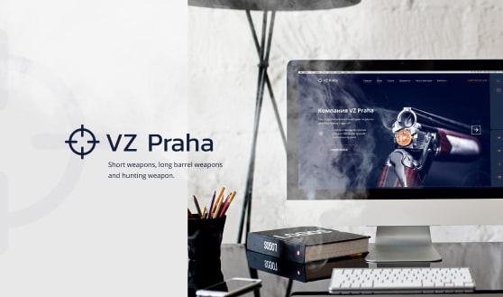 Информационный сайт VZPraha