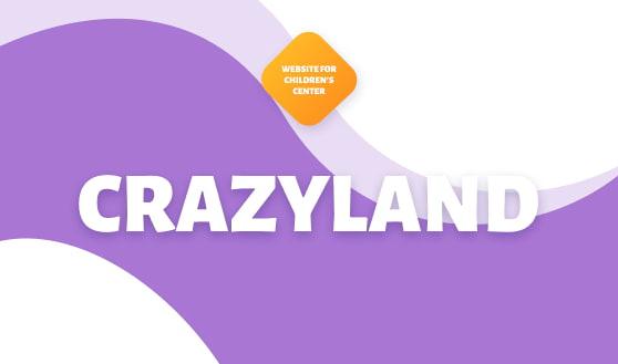 Информационный сайт Crazyland